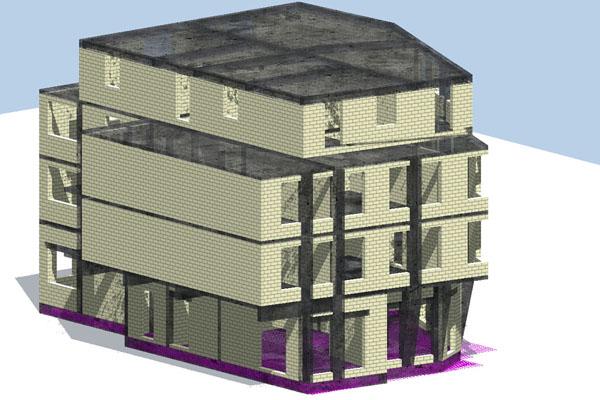 Budynek Mieszkalno-usługowy WROCŁAW KRZYWOUSTEGO