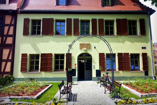 Budynek Wystawowy Oleśnica