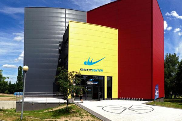 Budynek sportowo-usługowy w Lesznie
