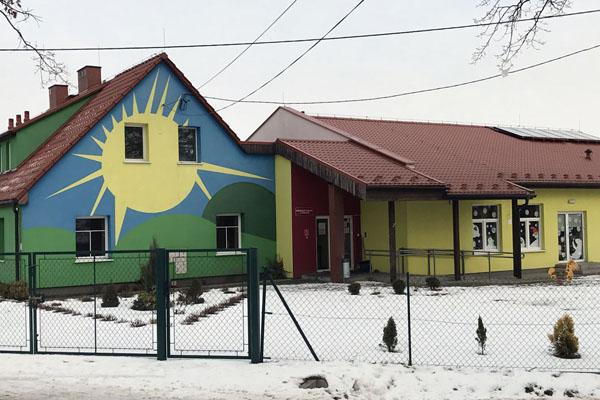 Budynek Przedszkola w Wilkowie